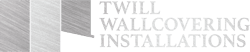 Twill Wallcovering Installations