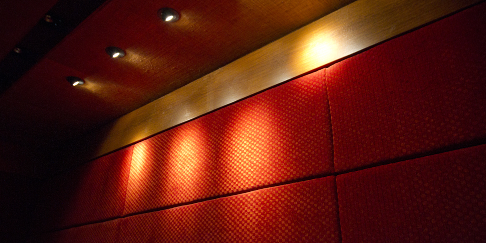 grasscloth-ceiling-and-fabric-panels