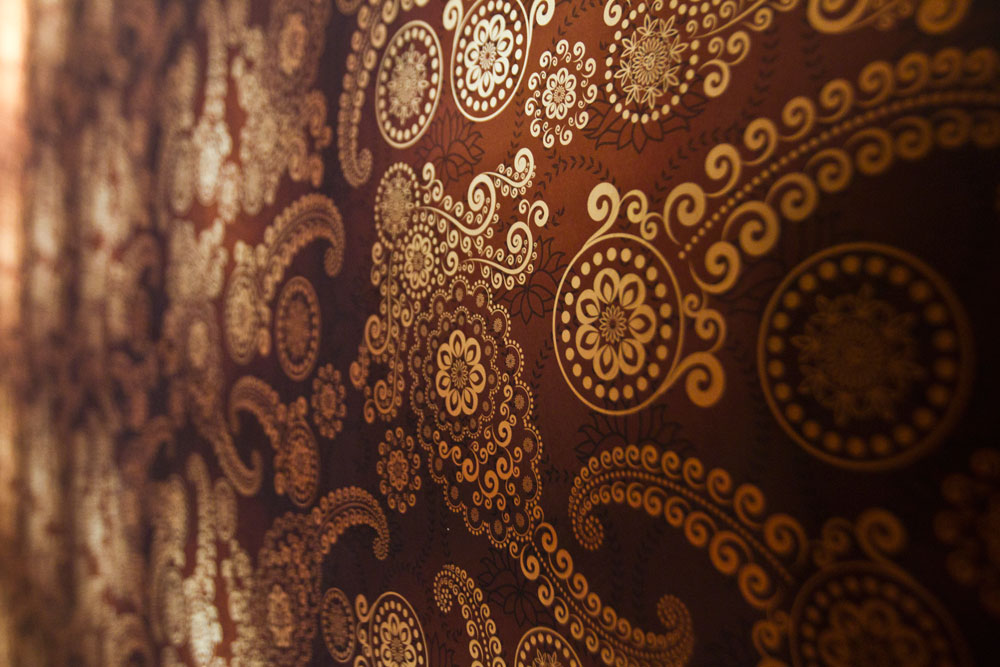 Wallpaper and Specialty Wall Coverings