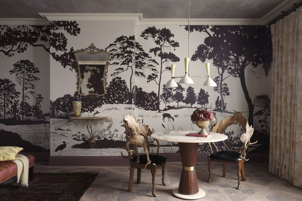 Fromental Andersen Wallpaper